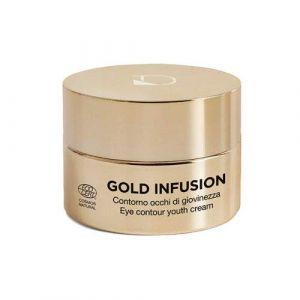 Diego Dalla Palma Gold Infusion - Crème Contour Yeux - 15 ml