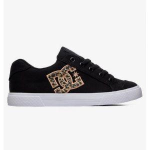 DC Shoes Baskets -shoes Chelsea Tx Se Shoe - Leopard Print - EU 38