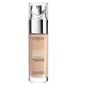 L'Oréal Accord Parfait 1.5.N Lin Neutre - Fond de teint fondant unifiant perfecteur