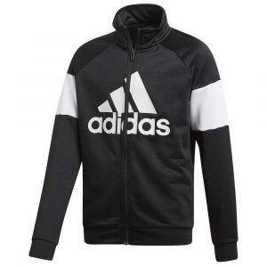 Adidas YB TS BOS - NOIR - garçon - SURVETEMENT