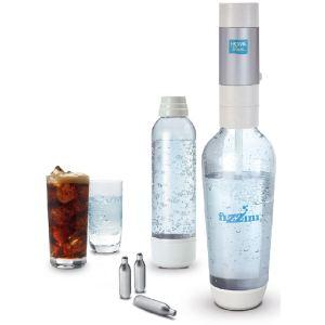 Home Bar Fizzini - Machine à à soda + 1 bouteille en plastique de 2L