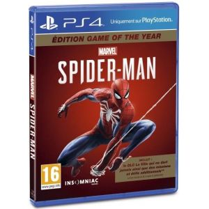 Marvel's Spider-Man GOTY [PS4]