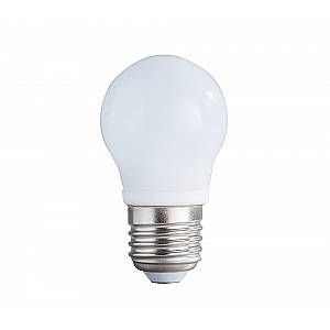 Ampoule LED céramique A45 E27 - 3 W équivalence incandescence 25 W, 220 lm - 4 000 K