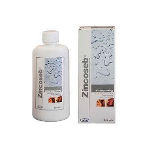 ICF Zincoseb - Shampooing pour chien et chat (250 ml)