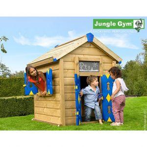Trigano Jungle Gym Jungle Playhouse - Maisonnette bois