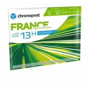 Chronopost Enveloppe prêt-à-expédier en France Métropolitaine - Livraison le lendemain avant 13h - 1kg