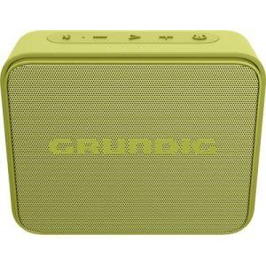 Grundig JAM Lime - Enceinte Bluetooth