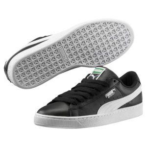 Puma Basket Classic LFS, Sneakers Basses Homme, Noir (Black White), 44 EU Comparer avec