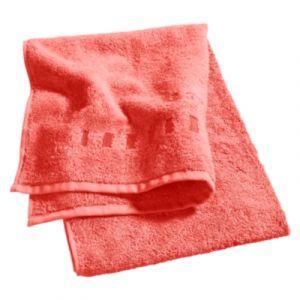 Esprit Lot 4 gants de toilette 16x21 cm uni piment