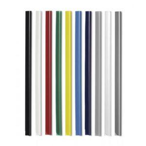 Durable 100 baguettes à relier format A4 (épaisseur 3 mm)