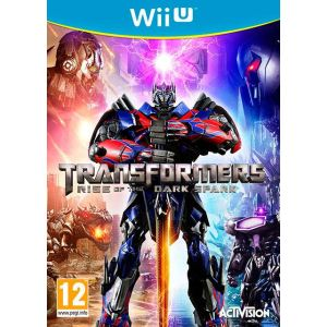 Transformers : Rise of the Dark Spark [Wii U]