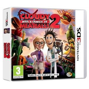 Cloudy with a Chance of Meatballs 2 [import anglais] [3DS]