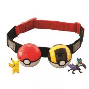 Tomy Ceinture dresseur Pokémon Poké Ball