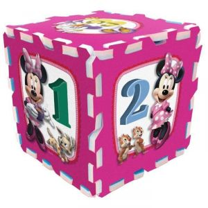 Stamp Tapis puzzle en mousse marelle Minnie (9 pcs)