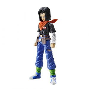 Bandai Figurerise Standard Dragon Ball Android No.17 plastic model