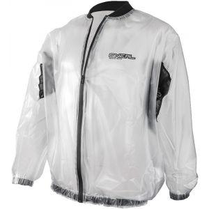 O'neal Veste de pluie Splash Rain transparente - XL