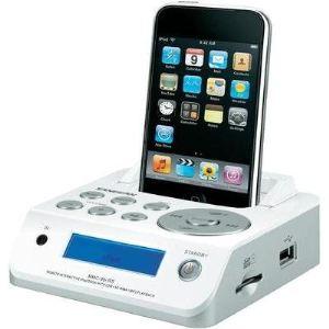 Sangean MMC-96i RS - Station d'accueil iPod avec télécommande