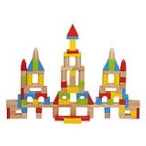 Goki 58576 - Jeu de construction 100 éléments