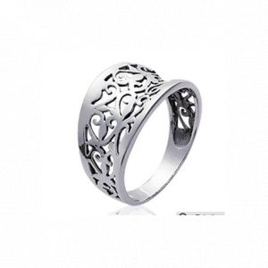 Collection Zanzybar Bague argent homme femme inspiration Gypsy collection MODE Taille - 66