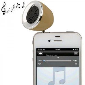 Yonis Mini enceinte portable MP3 jack 3.5mm