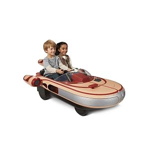 Radio Flyer Voiture électrique Star Wars Landspeeder Luke Skywalker 12V
