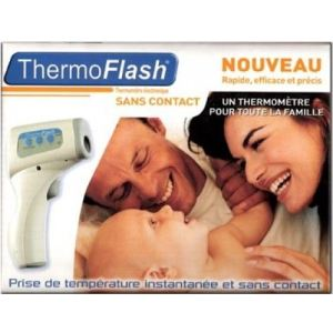 Visiomed ThermoFlash LX26 - Thermomètre infrarouge sans contact