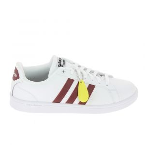 Adidas CF Advantage Blanc Rouge