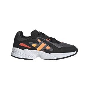 Adidas Chaussures casual Yung96 Chasm Originals Noir / Orange - Taille 45 y 1/3