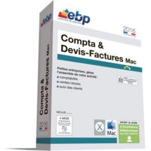Compta & Devis-Factures Mac 2016 [Mac OS]