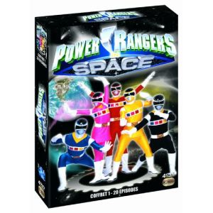 Power Rangers : In Space - Volume 1