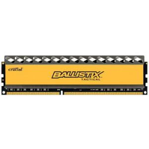 Crucial BLT4G3D1869DT1TX0CEU - Barrettes mémoire Ballistix Tactical 4 Go DDR3 1866 MHz 240 pins