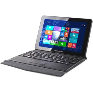 "Thomson HERO9.2BK32 - Tablette 2-en-1 9'' Tablette tactile 9"" 32 Go sous Windows 10"