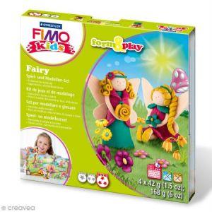 Fimo Kit Kids - Fée - niveau difficile
