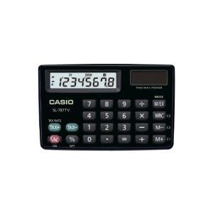 Casio SL-787TV - Calculatrice de poche
