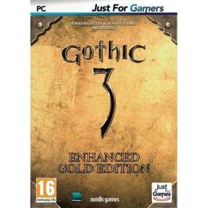 Image de Gothic 3 Gold Edition : Le jeu + l'extension Forsaken Gods sur PC