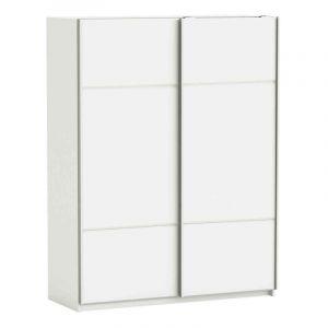 M&S Armoire 2 portes coulissantes - blanc perle