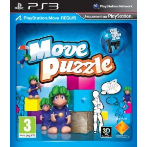 Move Puzzle (PlayStation Move) [PS3]
