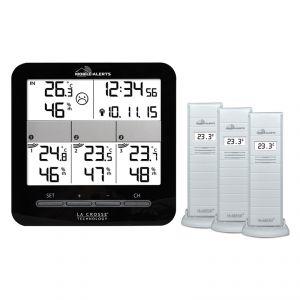 La Crosse Technology MA10421 - Station de Température connectée Mobile Alerts