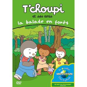 T'choupi et ses amis : La balade en forêt