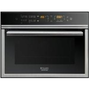 Hotpoint MWK 434 XHA S - Micro-ondes intégrable combiné