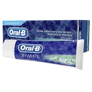 Oral-B 3D White Menthe Douce - Dentifrice