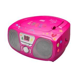 Bigben Interactive CD46 - Lecteur radio CD stéréo portable