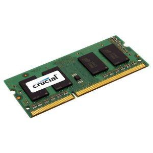 Crucial CT51264BF186DJ - Barrette mémoire 4 Go DDR3L 1866 MHz CL13 SO-DIMM
