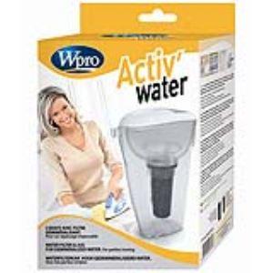Wpro PWT100 - Carafe déminéralisante Activ'Water (pour un fer ou une centrale vapeur)