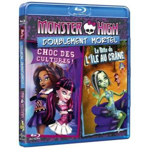 Monster High - Doublement mortel : Choc des cultures ! + La Bête de l'Île au Crâne