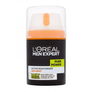 L'Oréal Men Expert Pure Power - Soin hydratant anti-imperfections