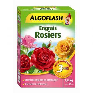 Algoflash Engrais Rosiers Action prolongée 1,8 kg