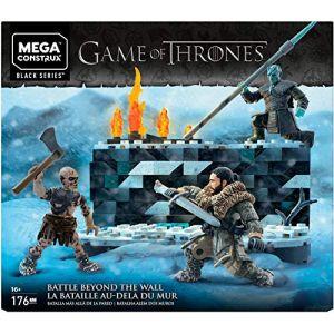 Mega Construx Games of Thrones - La Bataille au-delà du Mur