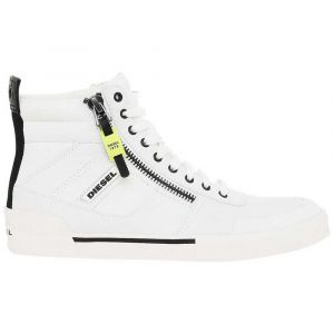 Diesel Baskets montantes S-DVELOWS blanc - Taille 40,41,42,43,44,45