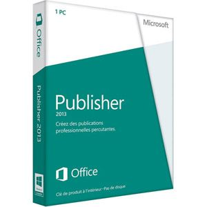 Publisher 2013 [Windows]